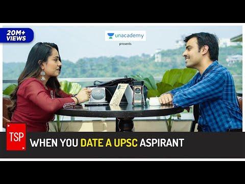 TSP's When you date a UPSC aspirant ft. Jeetu and Apoorva