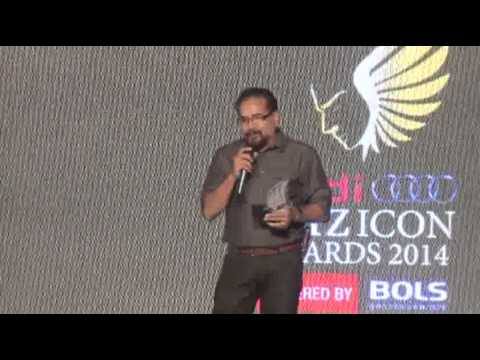 Sabu Cyril - AUDI RITZ ICON AWARDS (Chennai Edition) - 2014