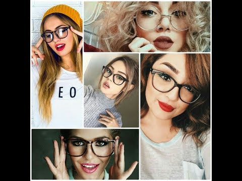 Latest Fashion Trendy EyeGlasses Full Frame 2018