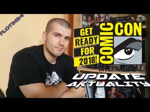 San Diego Comic-Con 2018 Update/Aktuality