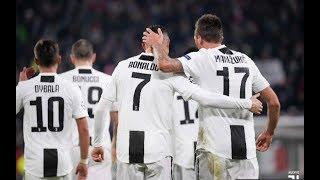 Juventus Vs Fiorentina -3-0-highlights & Goals 2018