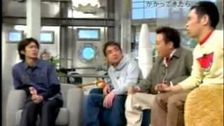 ナインティナイン×さまぁ~ずどうしても飲みに行きたくない大竹一樹と岡村隆史