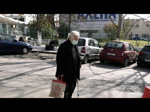 Ελλάδα: Όγδοος νεκρός από τον κορονοϊό – Στο «Παμμακάριστος»…