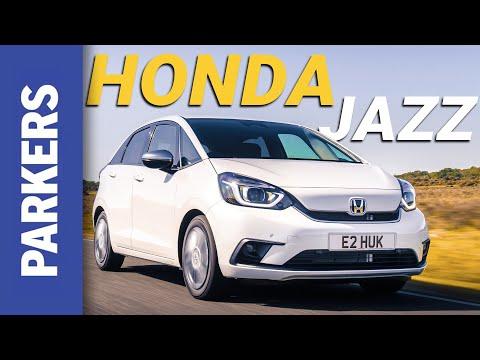 Honda Jazz Hatchback Review Video