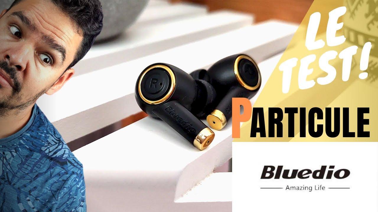 BLUEDIO PARTICULE – écouteur bluetooth sport de qualité ?