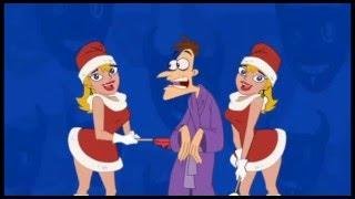 """Dr. Doofenshmirtz  -  """"Ik heb niks tegen Kerstmis"""""""