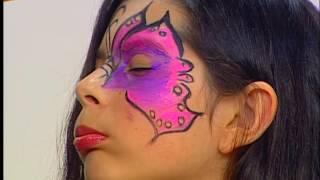 Sempre Bonita – Maquiagem Artística Infantil