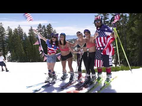 Tahoe's Longest Spring Skiing Season - © Squaw Valley Resort