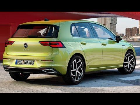 2020 Volkswagen Golf 8 – Design, Interior and Driving
