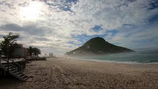 Mais uma manhã qualquer no Rio de Janeiro ... FPV Point of View !!!