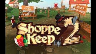 Shoppe Keep 2 Gameplay #2 - Cooking and Blacksmithing!
