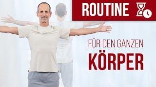 60 Minuten | Rolands Ganzkörper-Routine für ein schmerzfreies und bewegliches Leben!