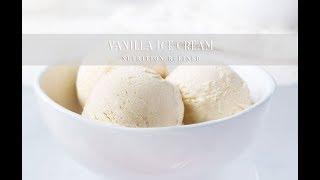 Vanilla Ice Cream | Raw, Vegan, Paleo