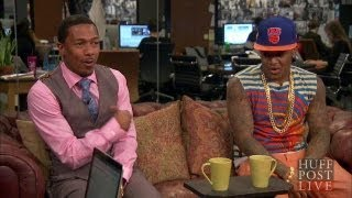 Nick Cannon and Conceited Battle it Out | HPL