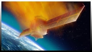 Out Of Control Satellite To Crash Land In The USA