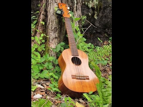"""Rainbows"" Original Song By May Lili'uokalani Ross - Big Island, Hawaii"