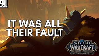 How did the Battle for Azeroth start? World of Warcraft speculation and lore theory