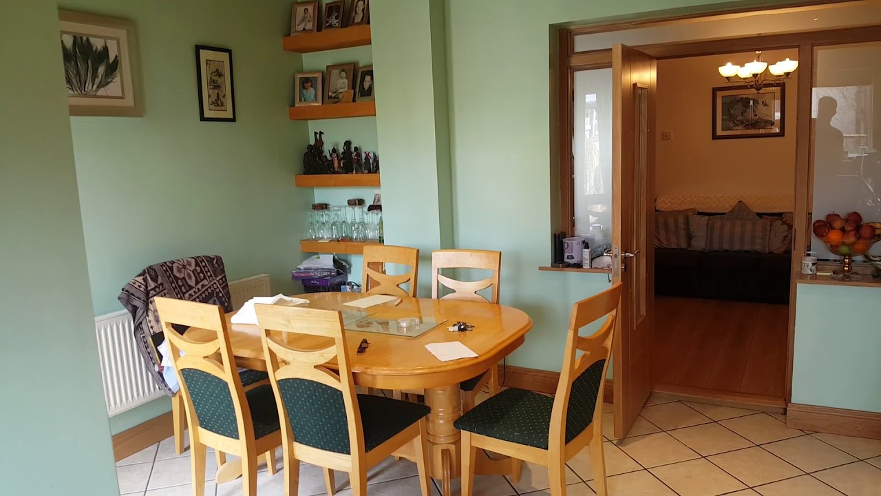 Double Bed in Charming room to rent in houseshare with garden in Crumlin, Dublin