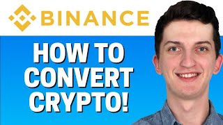 How To Convert Cryptocurrency Into Fiat On Binance 2021