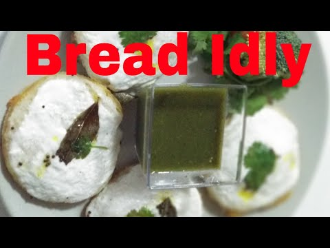 BREAD IDLI | LIGHT BREAKFAST *no sooji no soda/eno PERFECT SNACK FOR GUESTS