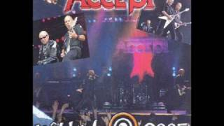 Accept - Monsterman Live Holland 2005