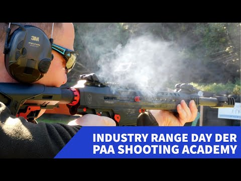 schiesstraining: Event-Bericht: Was passierte bei den Paa Industry Range Days in Tschechien?