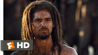 10,000 BC (9/10) Movie CLIP - He is Not a God (2008) HD