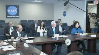 Vice President Pence Chairs the 7th Meeting of the National Space Council