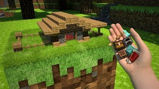 Minecraft Animation - The Reducing Potion
