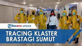 Kasir Brastagi Supermarket Positif Covid-19, GTPP Sumut Lakukan Tracking Tertularnya Pasien