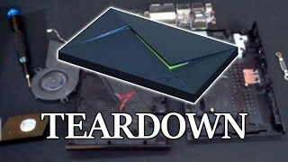 [TEARDOWN] Nvidia Shield TV (2017 16GB model)
