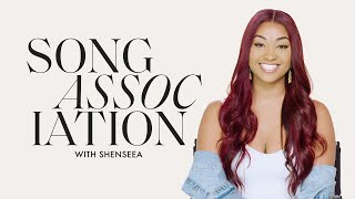 """Shenseea Sings Katy Perry, Rihanna and """"Blessed"""" in a Game of Song Association 