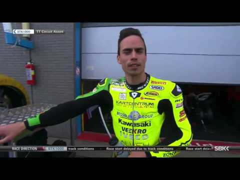 V L O G  # 3  - Rob Hartog season 2016 - World Superbike Assen