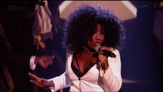 Misha B Is Proud, Like Mary   The X Factor 2011 Live Show 5 (Full Version)