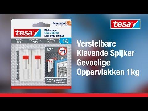 Tesa Klevende Spijker Behang & Pleister 1kg