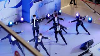 171208 아스트로 ASTRO _ 니가 불어와 Crazy Sexy Cool _ Fullshot FanCam _ Love Milk Festival _ 영등포 타임스퀘어