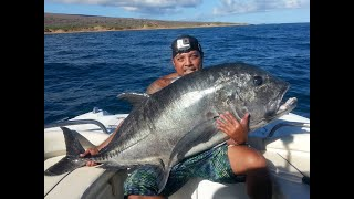 GT Plugging Maui - Fish of a Lifetime