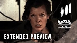 Resident Evil: The Final Chapter - FIRST 10 MINUTES!