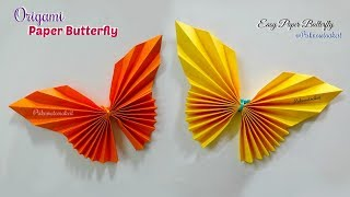 Gambar cover Paper Butterfly || How to make paper butterfly origami