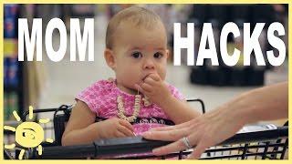 MOM HACKS ℠ | Grocery Shopping! (Ep.1)