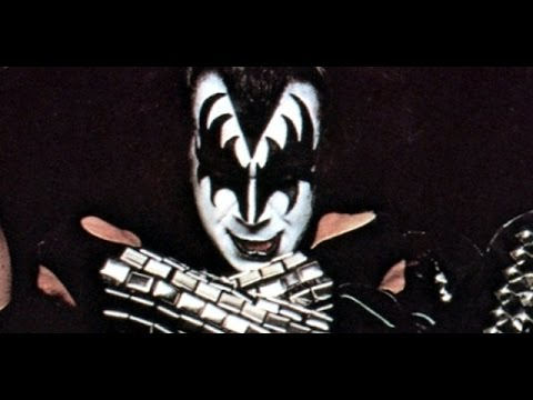 KISS - Almost Human (Video Collage)