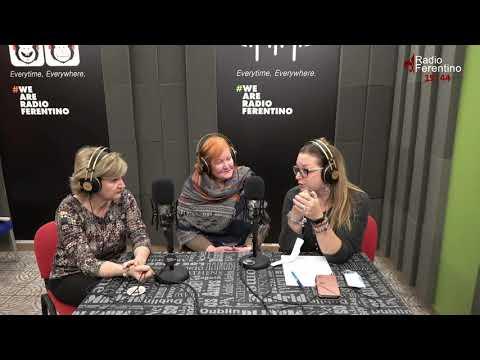 Radio Ferentino con…Voi!! Ospiti in studio la Rete D'Imprese Le Botteghe Sotto i Campanili.