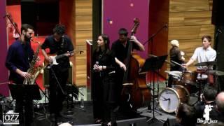 "Horváth Cintia Quintet ""4"" MÜPA Jazz Showcase 2017. 02. 04."