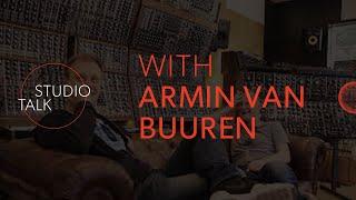 Junkie XL - Studio Talk w/Armin Van Buuren