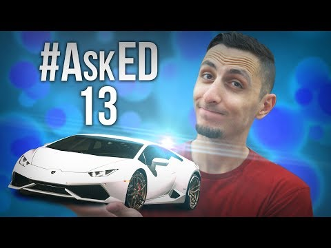How much did you pay for the Lamborghini? – AskEd #13