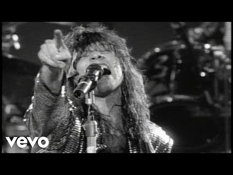Bon Jovi - Wanted Dead Or Alive (Official Music Video)