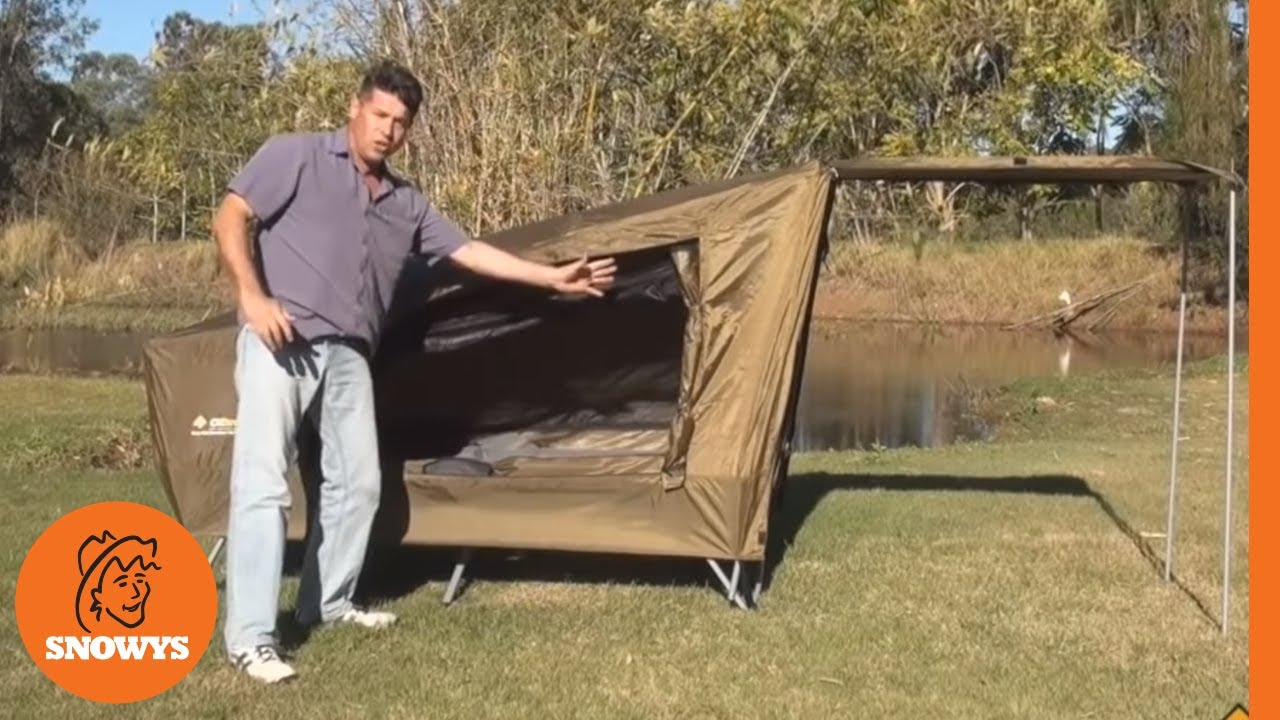 Easy Fold Stretcher Tent