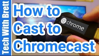 What is a Chromecast Device and How to Cast   Chromecast 101