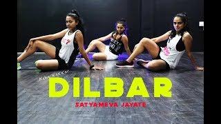 DIlbar - Neha Kakkar   Dance Cover   Satyameva Jayate   Mohit Jain's Dance Institute MJDi