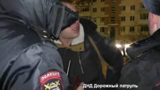 101216 Выпуск 225 г Ижевск Задержание нетрезвого водителя ВАЗа на ул Металлист